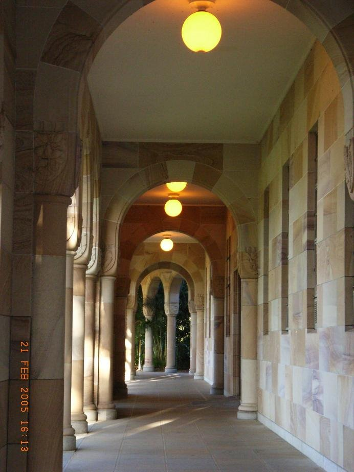 University of Queensland Arcades