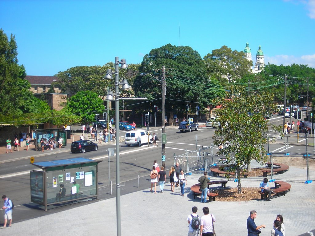 Campus view at Princes Hwy and Eastern Ave