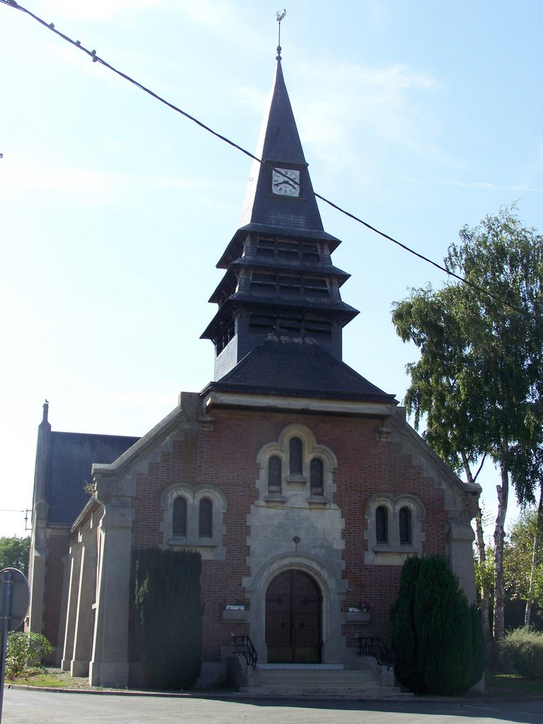 eglise vrely