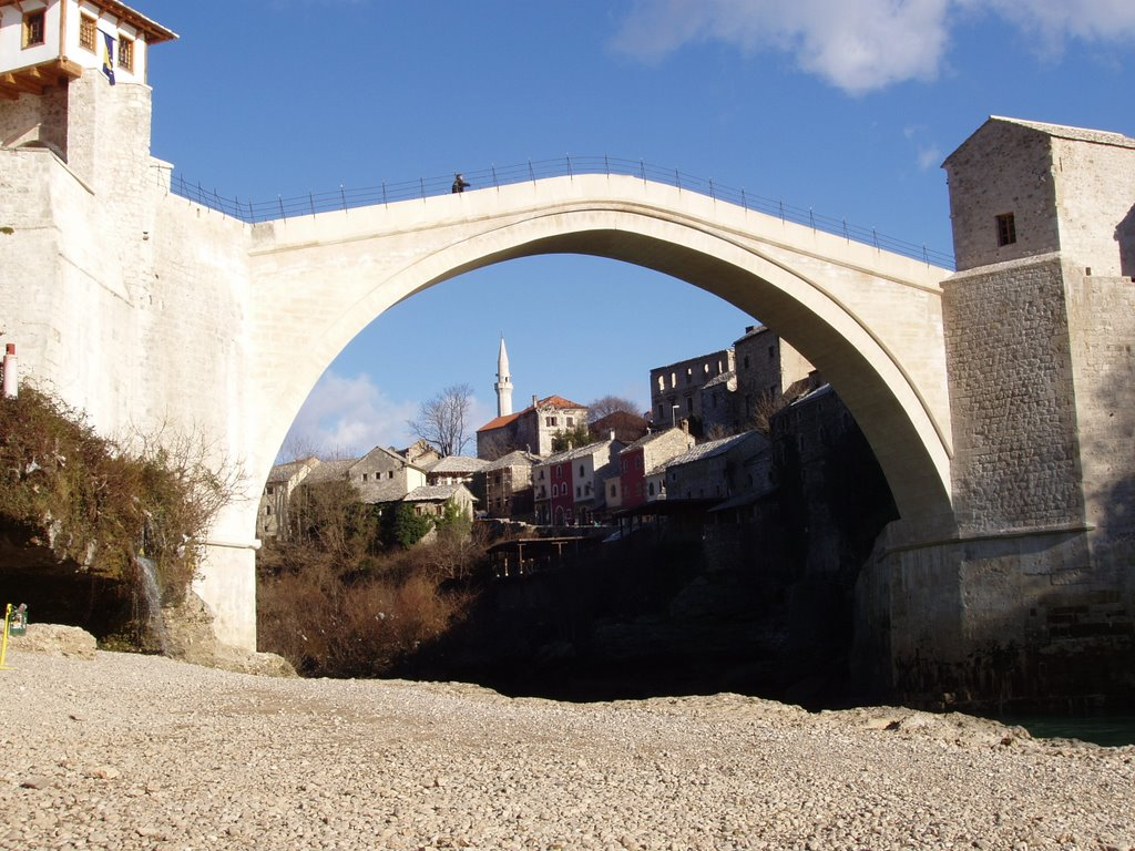 Bridge in Mostar