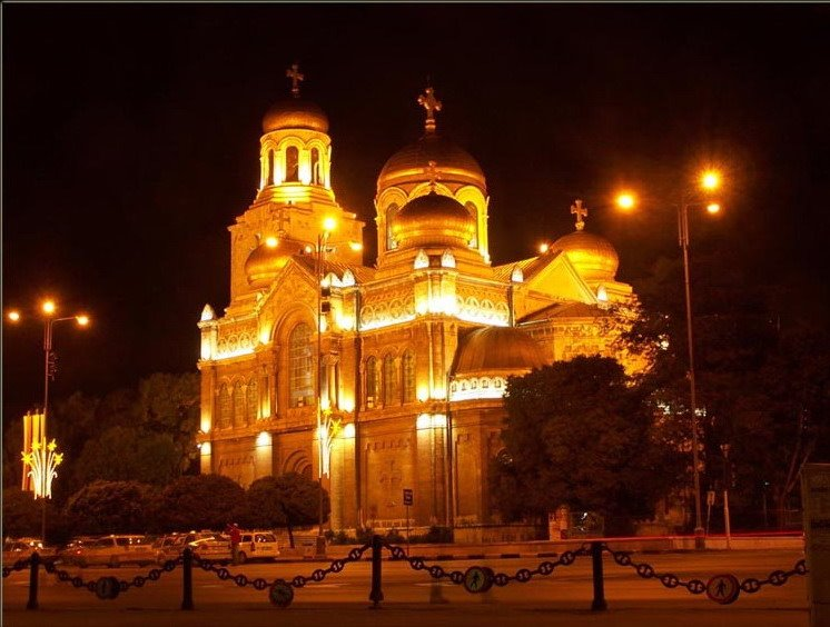 Varna`s Cathedral