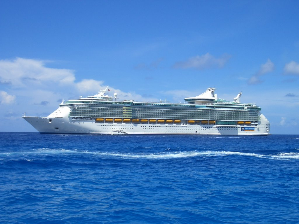 Freedom of the Seas, Grand Cayman