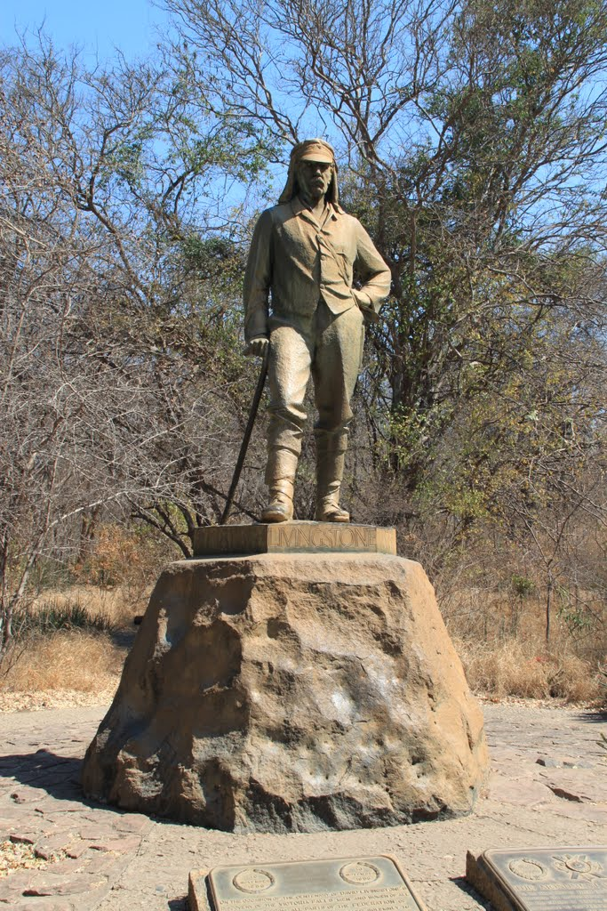 David Livingstone monument