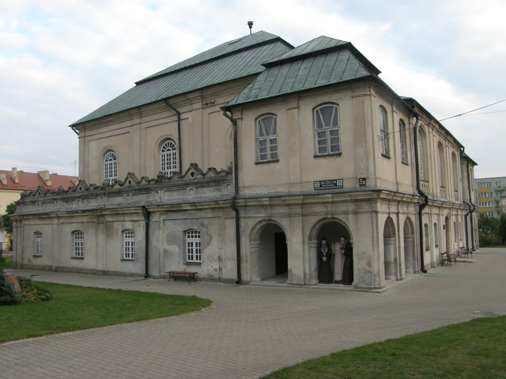 Old Synagogue, now museum