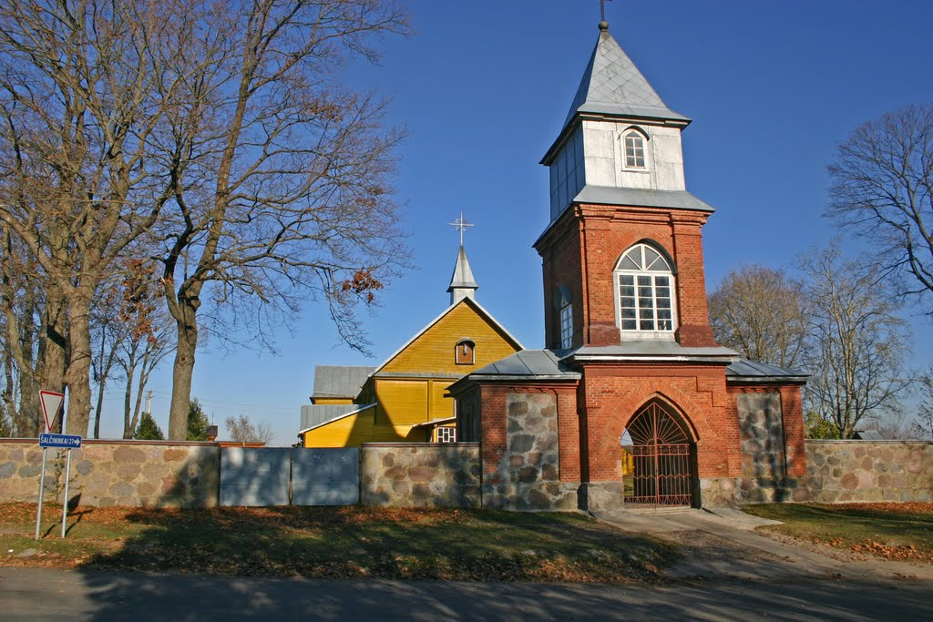 The Church of Mother of God of the Rosary