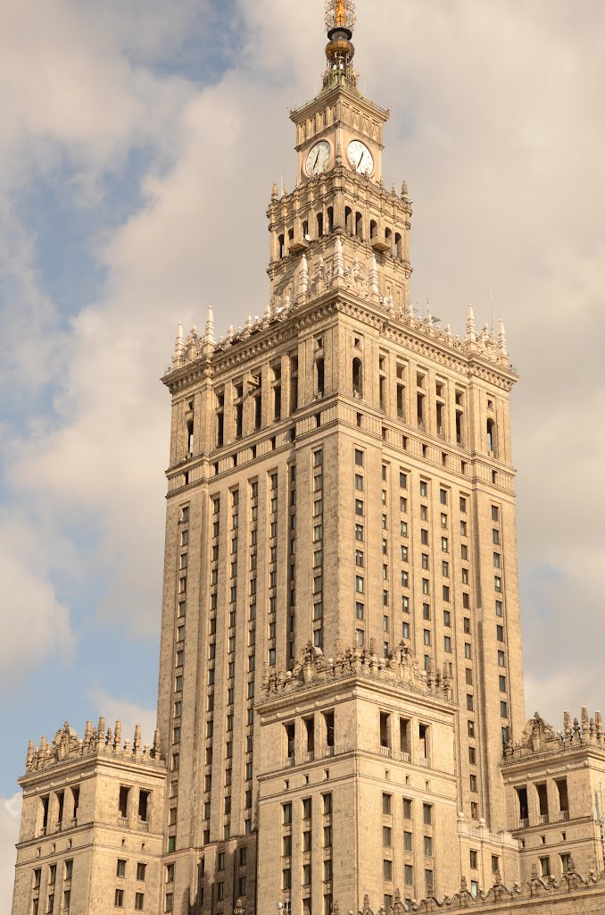Poland - Warsaw - Culture Tower