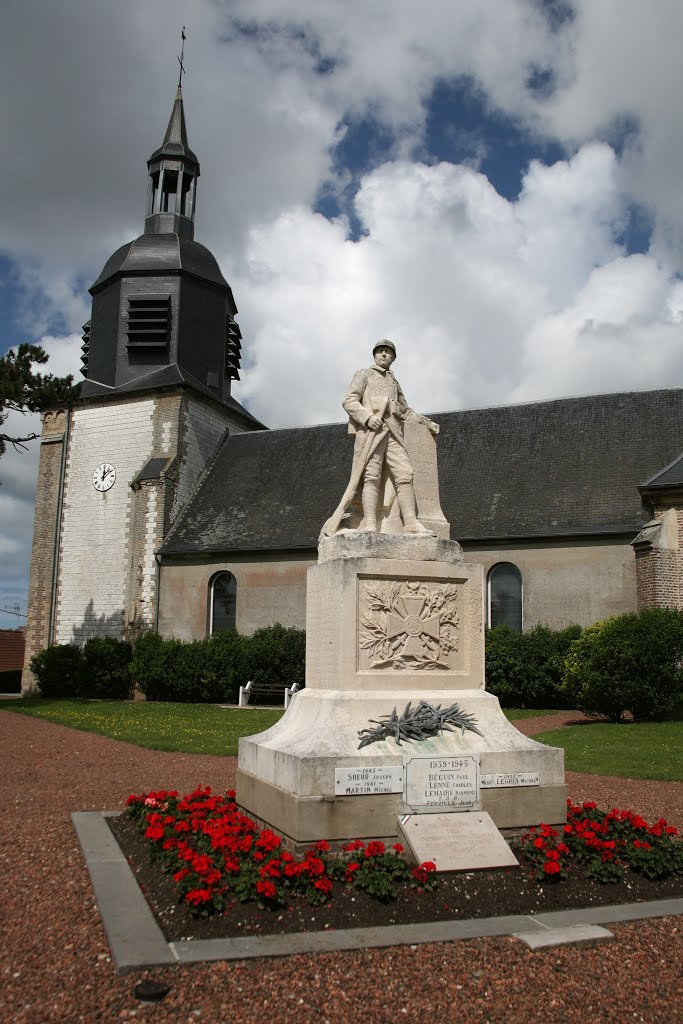 Quend, Somme, Picardie, France
