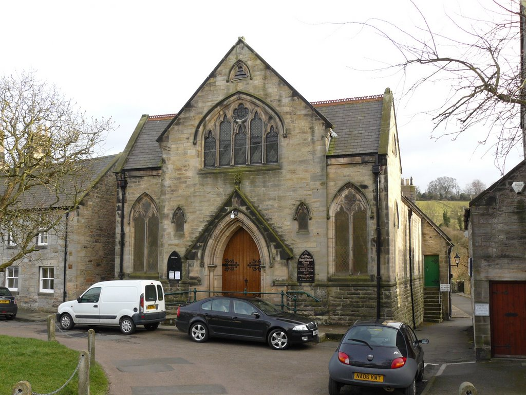 Rothbury United Reformed Church, Market Place, Rothbury
