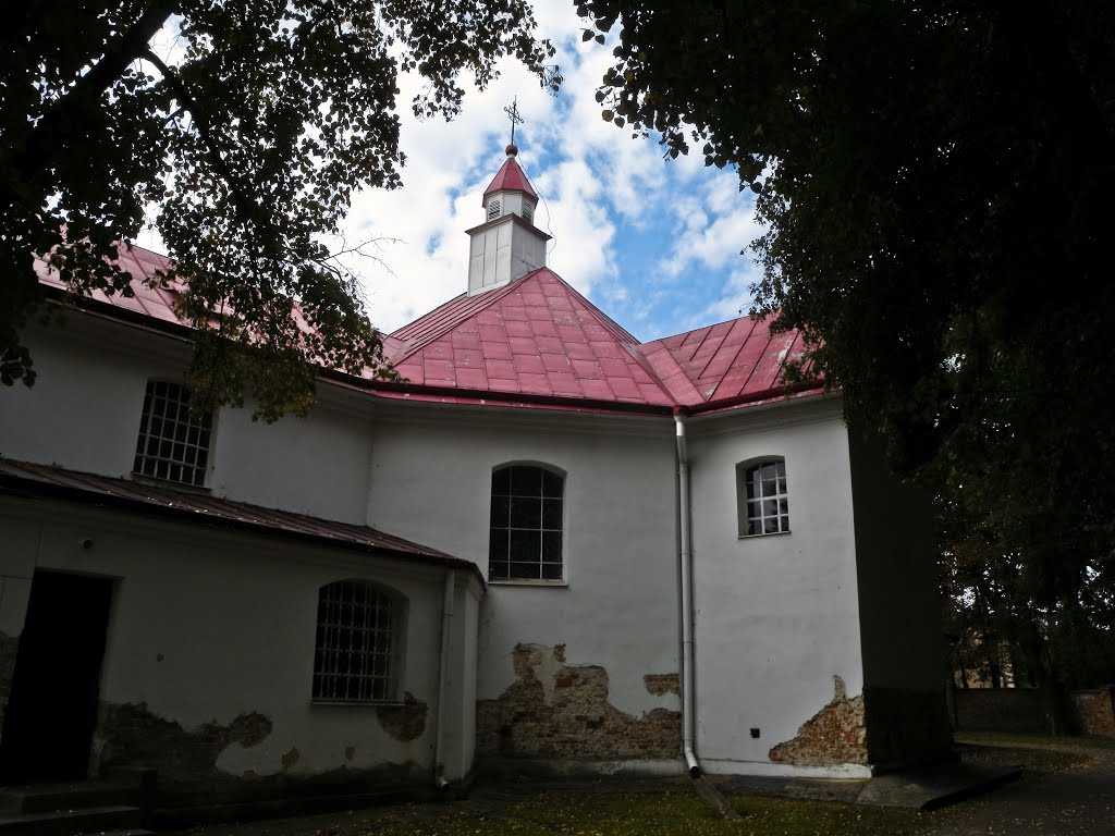 Former the Uniate church (1805-07)